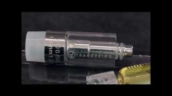 Emerald Zoo Den: TRANSPRING A10 cartridge (atomizer) and MIX2 touch sensitive battery review