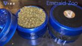 Emerald Zoo Den: The Vibe Bluetooth Speaker & Grinder All in One